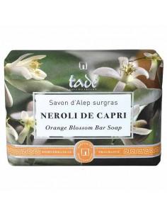 Savon d'Alep surgras, Néroli de Capri, Tadé, 100 g, Oranger