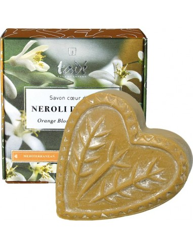 Aleppo Soap Heart, Néroli de Capri, Tadé, 150 g
