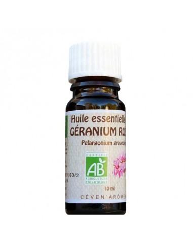 Ätherisches Öl, Bio, Ceven' Arômes, 10 ml, Rosengeranie