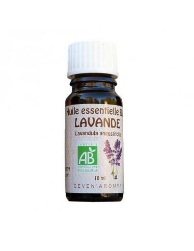 Ätherisches Öl, Bio, Ceven' Arômes, 10 ml, Lavendel