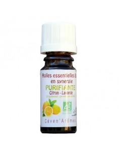 Huile essentielle, Bio, Ceven' Arômes, 10 ml, synergie Purifiante