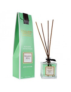 Bouquet Parfumé, Accords Parfumes, Collines de Provence, 100 ml, Bergamote Basilic
