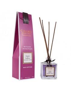 Bouquet Parfumé, Accords Parfumes, Collines de Provence, 100 ml, Cassis-Camélia