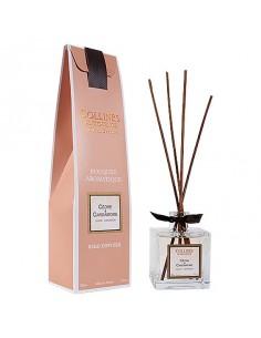 Bouquet Parfumé, Accords Parfumes, Collines de Provence, 100 ml, Cèdre-Cardamome