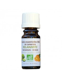 Essential oil, Bio, Ceven' Arômes, 10 ml, relaxing effect