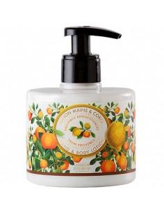 Lotion für Körper und Hände, Panier des Sens, Provence, 300 ml