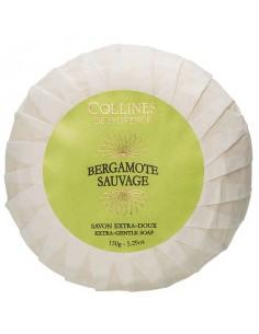 Savon, Eaux de Parfum, Bergamote sauvage, Collines de Provence, 150 g