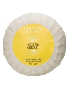 Savon, Eaux de Parfum, Bois de Cédrat, Collines de Provence, 150 g
