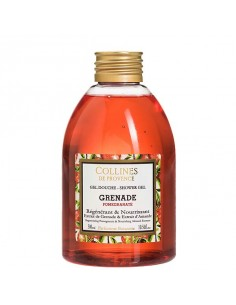 Shower gel, Grenade, Collines de Provence, 300 ml