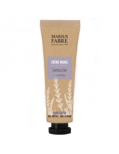 Hand cream with shea butter, Bien Etre, Marius Fabre, 3 fragrances, 30 ml