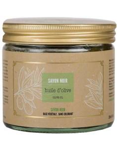 Schwarze Seife mit Olivenöl, Bien Etre, Marius Fabre, 200 g