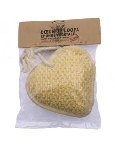 Loofah Sponge Heart Shape, Tadé