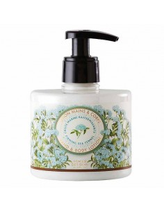 Lotion for Body and Hand, Panier des Sens, Sea Fennel, 300 ml