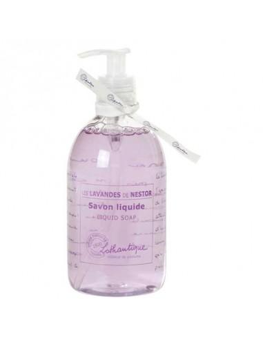 Liquid Soap, Lavender, Les Lavandes de l'oncle Nestor, Lothantique, 500 ml