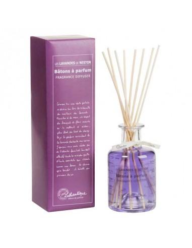Fragrance diffuser, Lavender, Les Lavandes de l'oncle Nestor, Lothantique, 200 ml