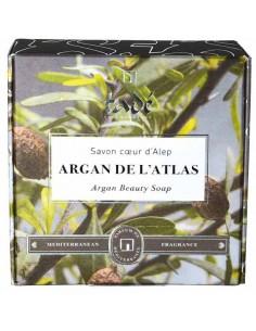 Aleppo-Seife in Herzform mit Arganöl, Argan de l'Atlas, Tadé, 150 g