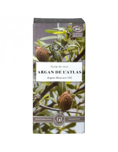 Pflegendes Körperöl, Argan de l'Atlas, Tadé,  COSMOS ORGANIC zertifiziert, 100 ml