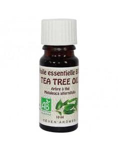 Huile essentielle, Bio, Ceven' Arômes, 10 ml, Tea tree oil (Arbre à thé)