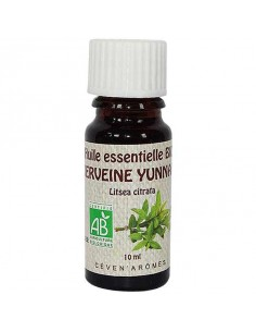 Organic Essential Oil, Ceven' Arômes, 10 ml, Verbena
