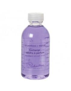 Refill Fragrance diffuser, Lavender, Les Lavandes de l'oncle Nestor, Lothantique, 200 ml