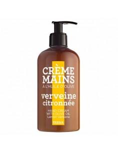 Crème mains, Terra, Compagnie de Provence, 300 ml (7 senteurs)