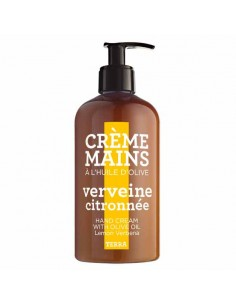 Handcreme, Terra, Compagnie de Provence, 300 ml (7 Duftnoten)