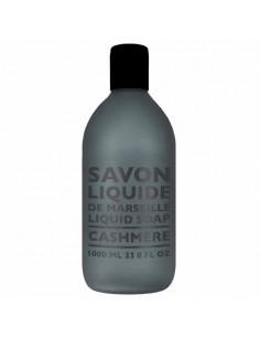Recharge Savon liquide de Marseille, Cashmere & Delicate, Compagnie de Provence, 1000 ml, Cashmere
