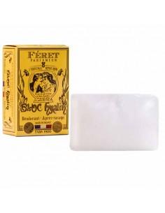 Alum Stone - Bloc Hyalin, Hyaline, Féret Parfumeur, 100 g