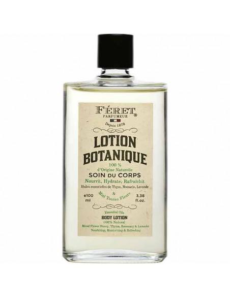 Lotion Botanique, Hyaline, Féret Parfumeur, 100 ml