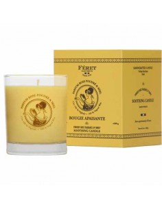 Soothing Candle, Hyaline, Féret Parfumeur, 180 g, powdery Rose