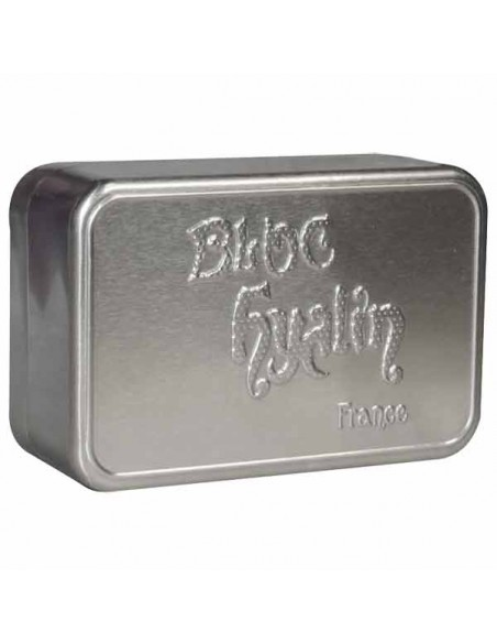 Boite metal pour Bloc Hyalin, Hyaline, Féret Parfumeur