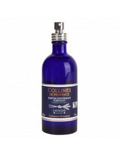 Parfum d'intérieur Purifiant, Lavande, Collines de Provence, 100 ml, naturelle