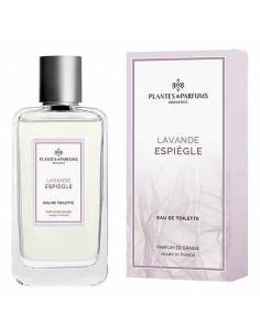 Eau de Toilette, Lavande Espiègle (Lavendel), Les Intemporels, Plantes et Parfums de Provence, Lavendel, 100 ml