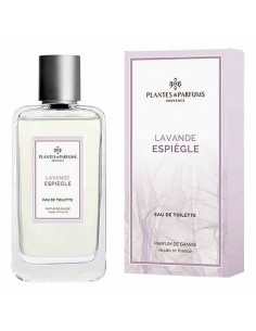 Eau de Toilette, Mischievous Lavender, Les Intemporels, Plantes et Parfums de Provence, 100 ml