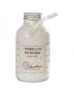 Bath salt, Le Bouquet de Lili, Lothantique, 600 g