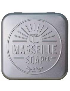 Metalldose für Seife, Marseille Soap Co, Tadé