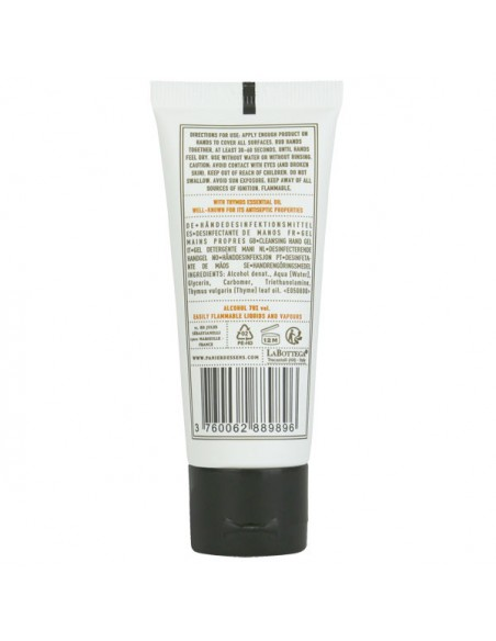 Cleansing Hand Gel - disinfecting, Provence, Panier des Sens, 40 ml