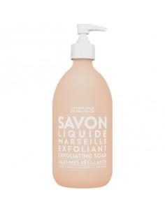 Peelingseife Savon de Marseille, Extra Pur, Compagnie de Provence, 495 ml
