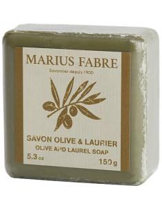 Savon d'Alep 5 %, Alep, Marius Fabre, 150 g, sans huile de palme