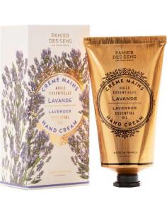 Handcreme, Panier des Sens, Lavendel, 75 ml